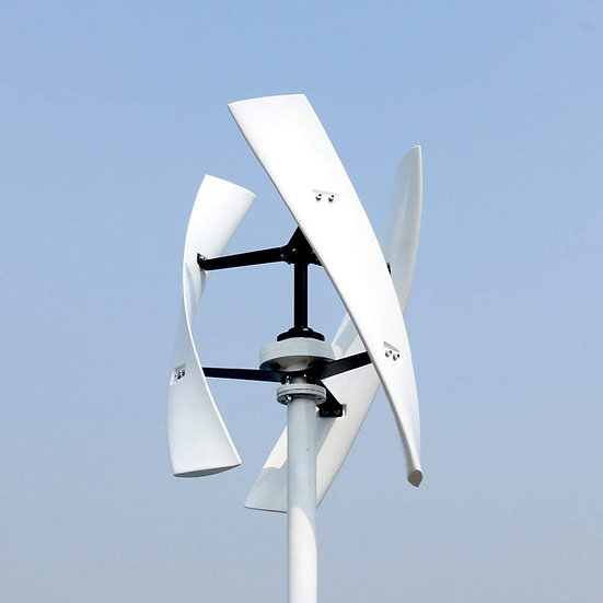 Sistema eólico experimental - 300 Watts
