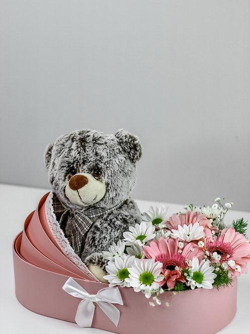 BABY GIRL - BEAR