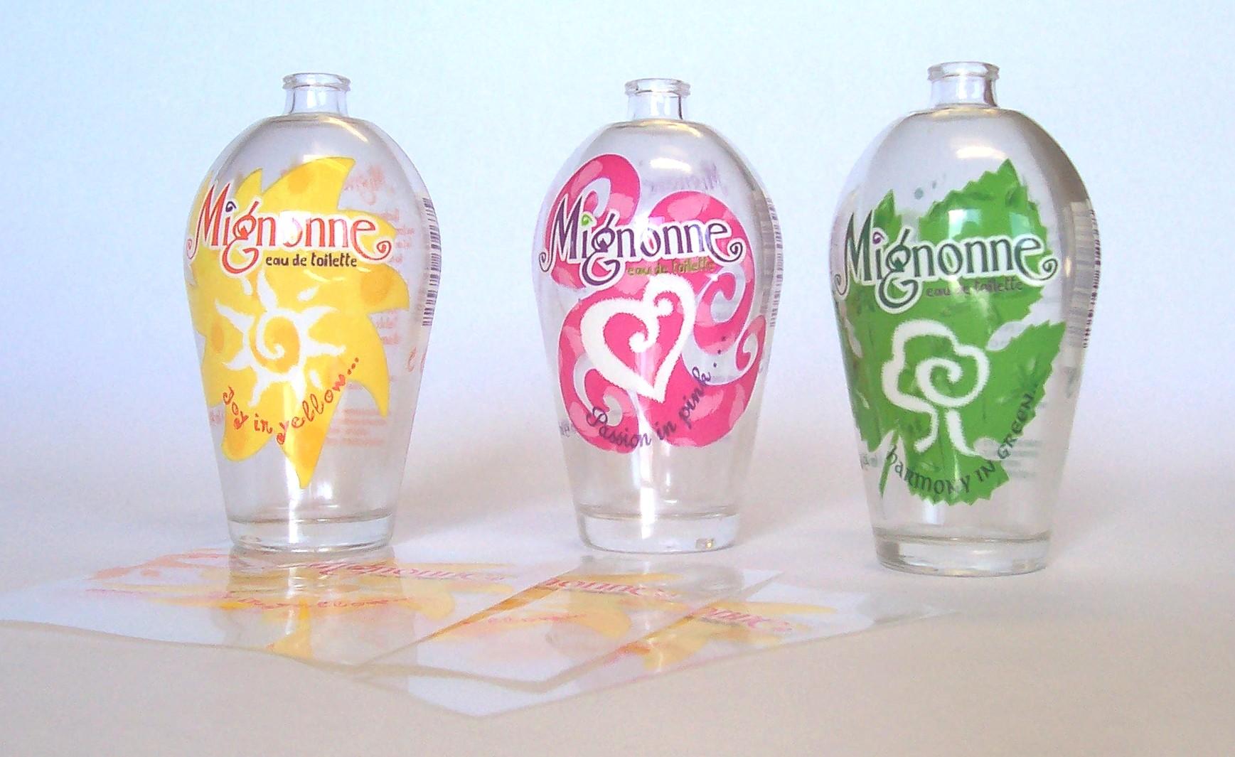 Parfum-Mignonne shrink sleving Celtheq