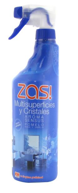 Spray bottle shrink sleeve label Celtheq