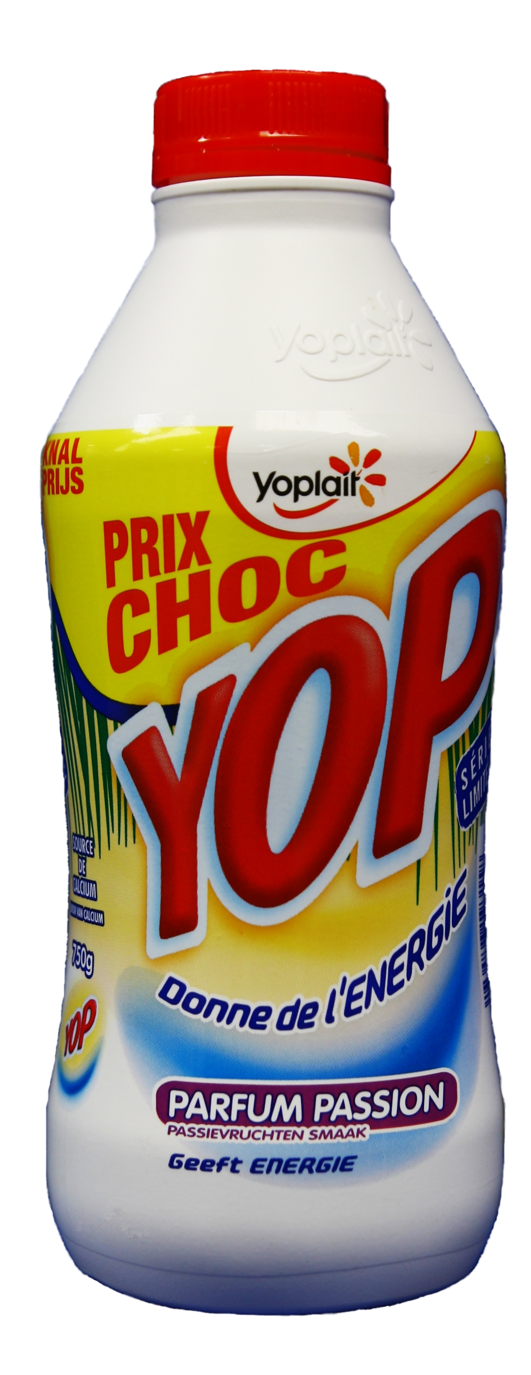 C-FiT Sleeve - Yoplait HDPE Bottle