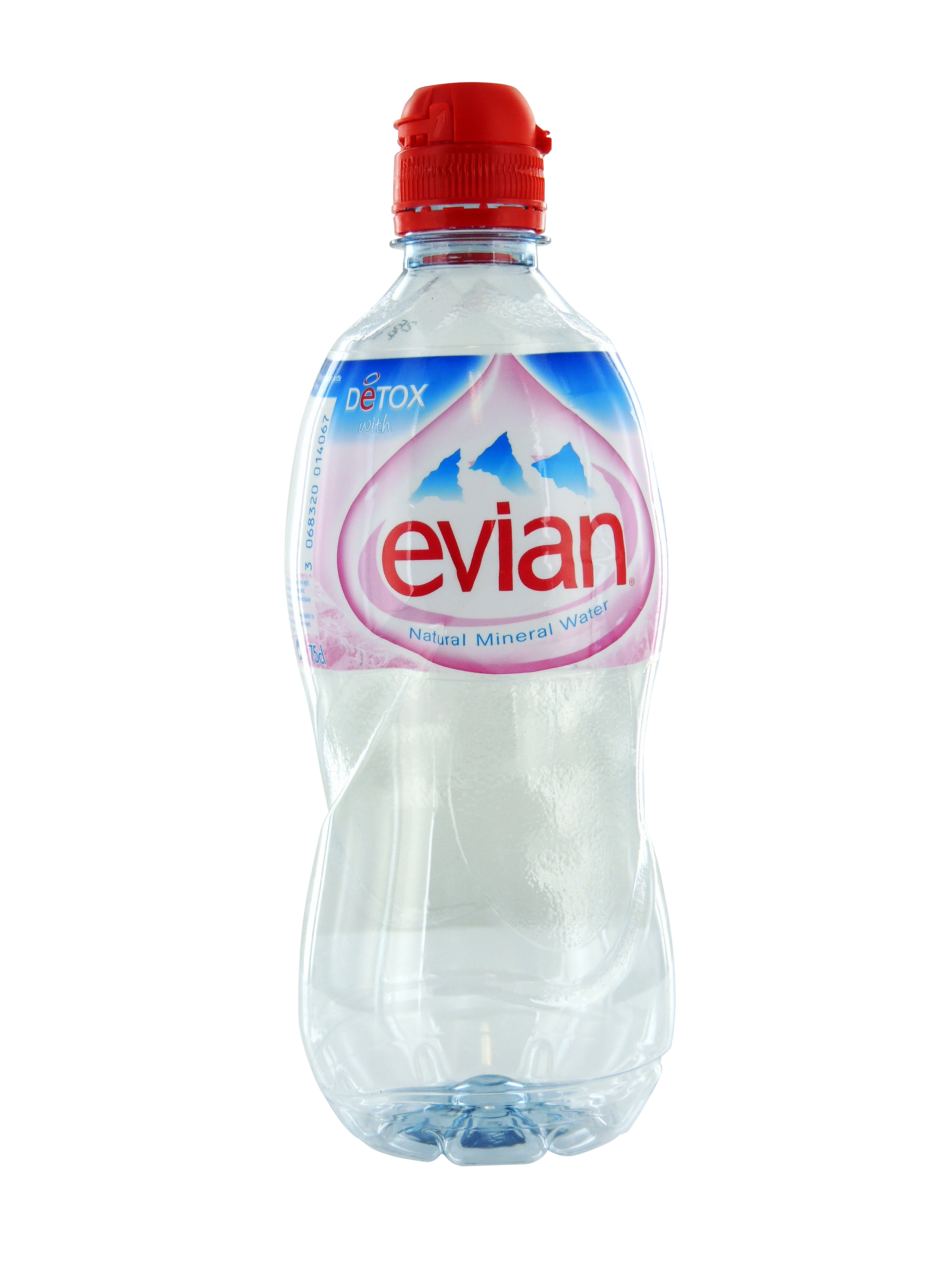 evian high elasticity sleeve label Celtheq