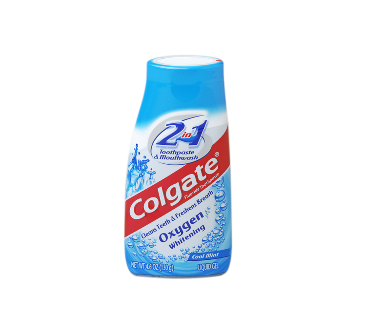 Tooth paste bottle Colgate shrink sleeve label temper evident Celtheq