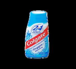 Tooth paste bottle Colgate shrink sleeve label temper evident Celtheq