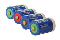 Batteries shrink sleeve label Celtheq