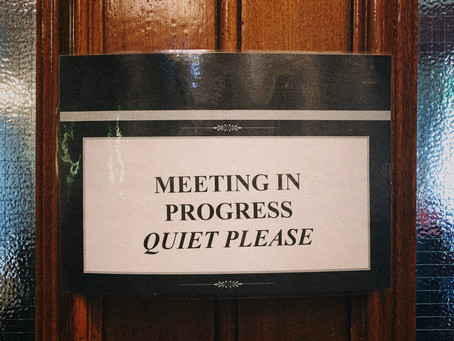 What to do if after a fruitful meeting you haven't received a reply?