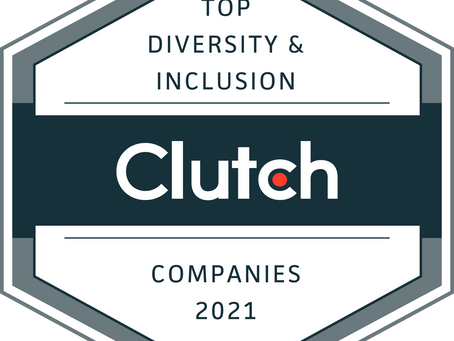 Addition Advisory Lands a Spot in Clutch's 2021 List of Top Diversity & Inclusion Companies