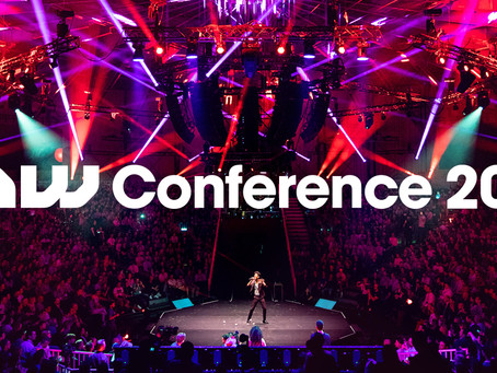 TNW CONFERENCE • 30 SEPT & 1 OCT, 2021 • AMSTERDAM