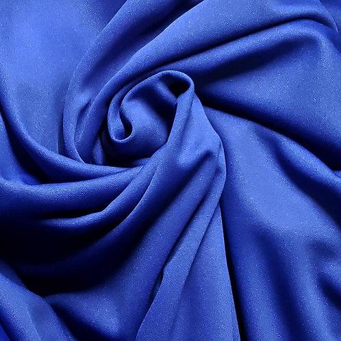 ROYALTY IN ROYAL BLUE SCUBA KNIT
