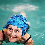 Senior-Schwimmer