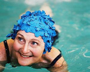 Bodytalk and natural energy for seniors