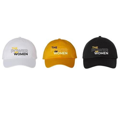 Power of Women Cap