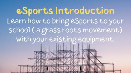 eSports Intro