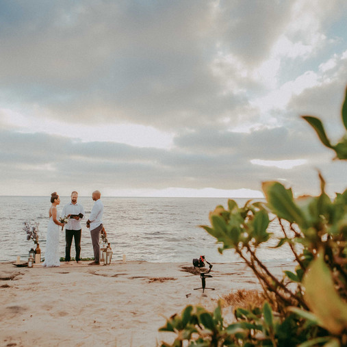 Top 10 Elopement Beach Locations in San Diego | Berlynn Photography
