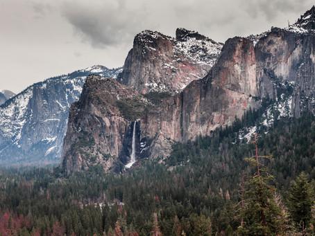 Destination Family Photography: Yosemite