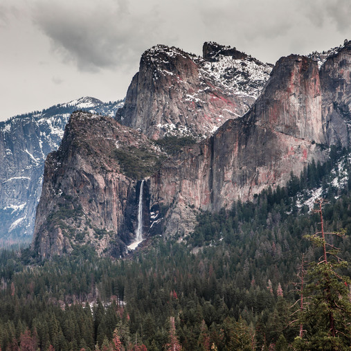 Destination Family Photography: Yosemite