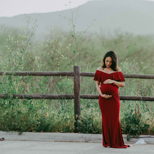 Mission Trails Maternity Photography | San Diego Lifestyle Photography