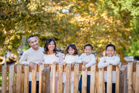 San Diego family photography, Old Poway Park family photography, Berlynn Photography