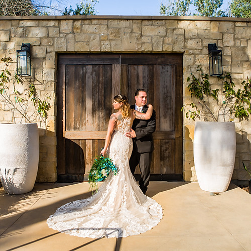 Fairbanks Ranch Country Club Wedding