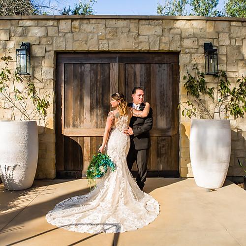 Fairbanks Ranch Country Club Wedding