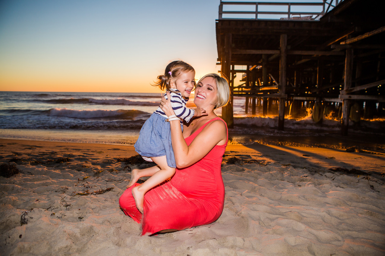 San Diego Maternity Photography, Crystal Pier Maternity Photography, Best of family photography 2018, Berlynn Photography, San Diego Lifestyle Photography