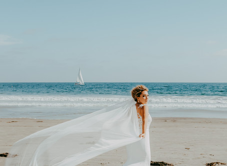 Life's A Beach | San Diego Beach Wedding Photography