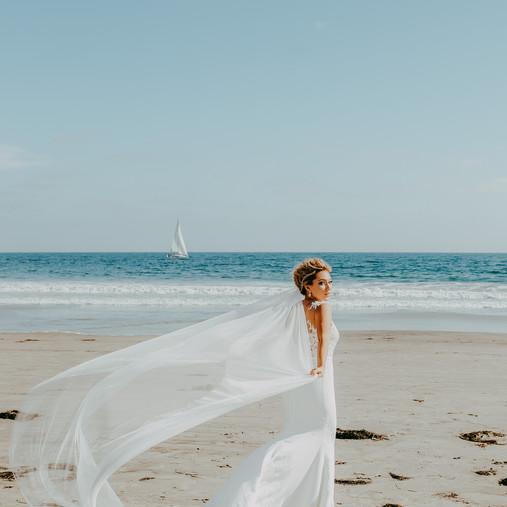 Life's A Beach | San Diego Beach Wedding Photography