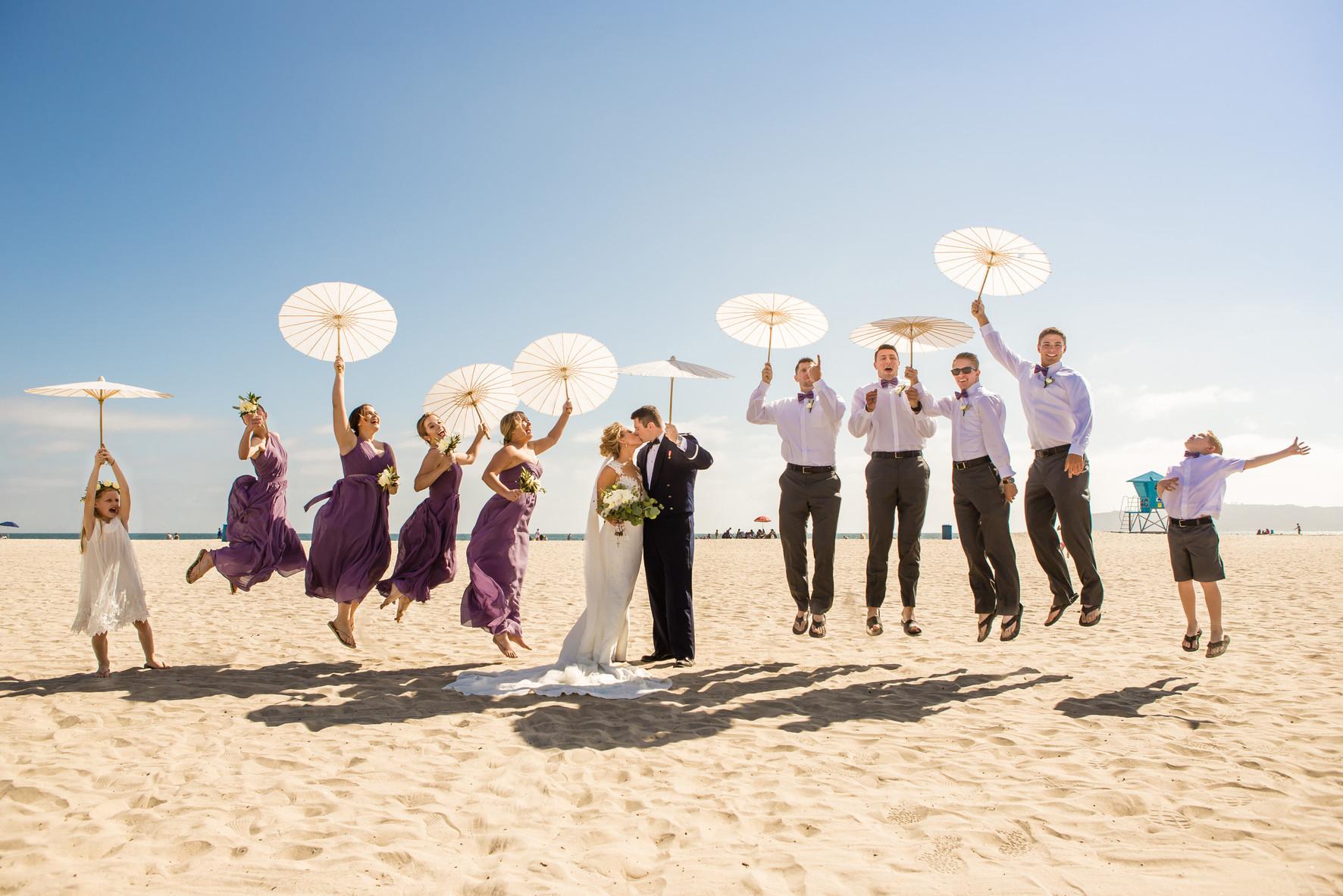 Best of 2018 wedding photography, Berlynn Photography, San Diego Wedding Photography, Bridal Party Portrait Coronado Island
