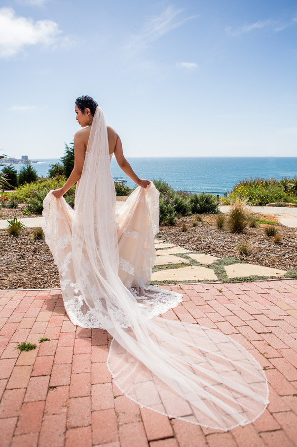 San Diego Wedding Photographer, Destination Wedding, Best of 2018 wedding photography, Berlynn Photography, San Diego Wedding Photography, bride portrait by ocean