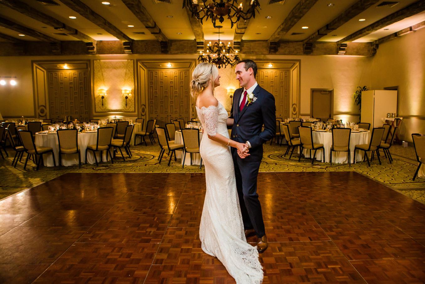 San Diego Wedding Photographer, Berlynn Photography, San Diego Wedding Photography, bride and groom first dance