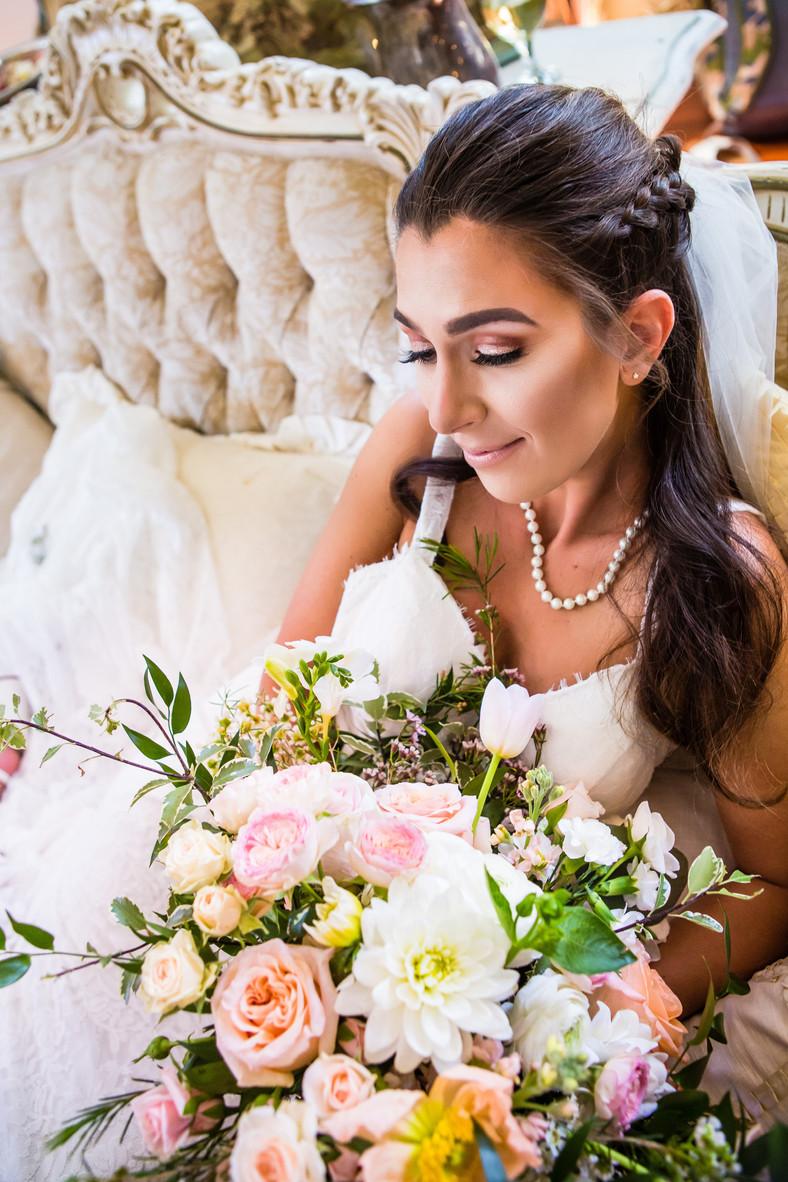 Best of 2019 wedding photography, Berlynn Photography, San Diego Wedding Photography, Bride portrait at Twin Oaks Venue