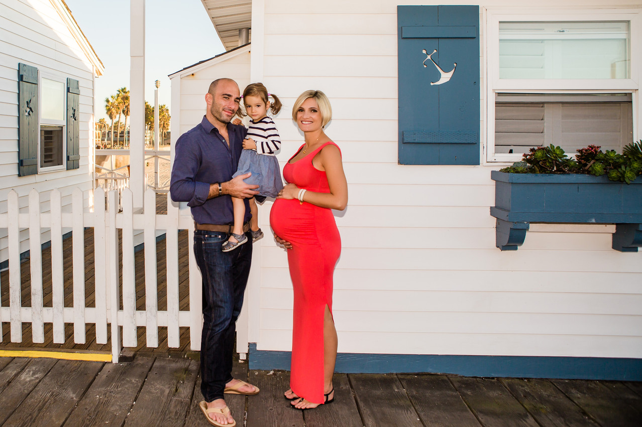 San Diego Maternity Photography, Crystal Pier Maternity Photography, Best of family photography 2018, Berlynn Photography
