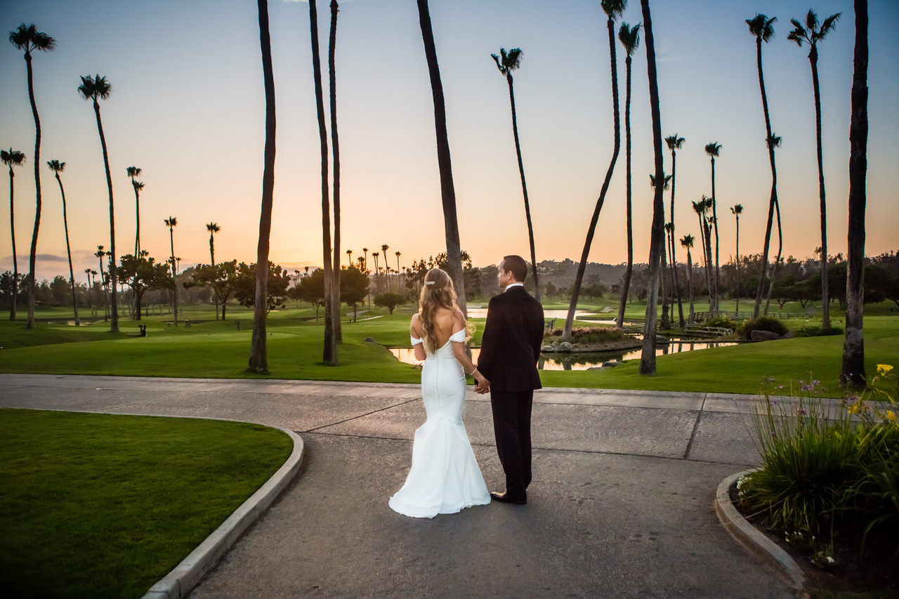 Best of 2018 wedding photography, San Diego Wedding Photographer, Berlynn Photography, San Diego Wedding Photography, bride and groom sunset