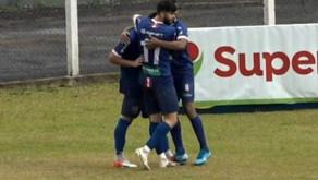 Caçadorense goleia o Fluminense