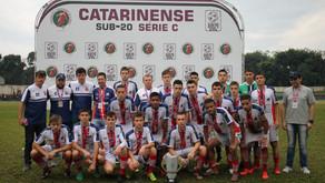 CAC é vice campeão do Catarinense Sub-20