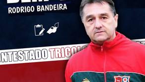 Rodrigo Bandeira é o novo técnico da Caçadorense