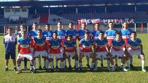 Sub-17 empata com o Metropolitano