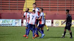 Goleada do Tricolor em Jaraguá do Sul