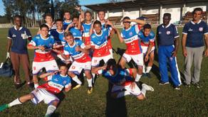 Sub-17 vence em Porto União