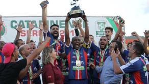 Caçadorense conquista o Catarinense Série C 2019