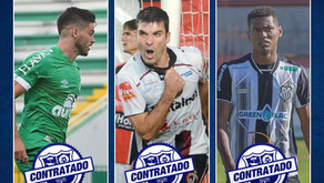 Paganelli, Segatti e Dill reforçam o Tricolor