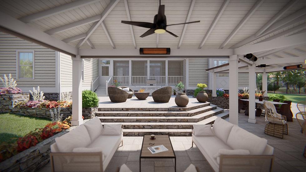outdoor living designer in fredericksburg va