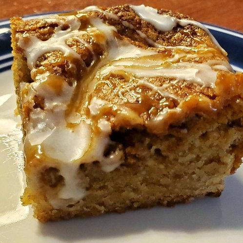 Cinnamon Roll Blondies (12 Servings)