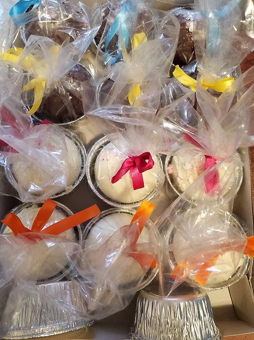 Vegan Cocoa Bombs (6 Servings)