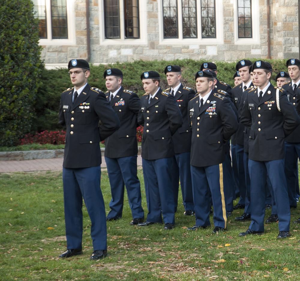 Nonprofit Serves Veterans