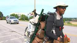 Walking 600 Miles for Veterans