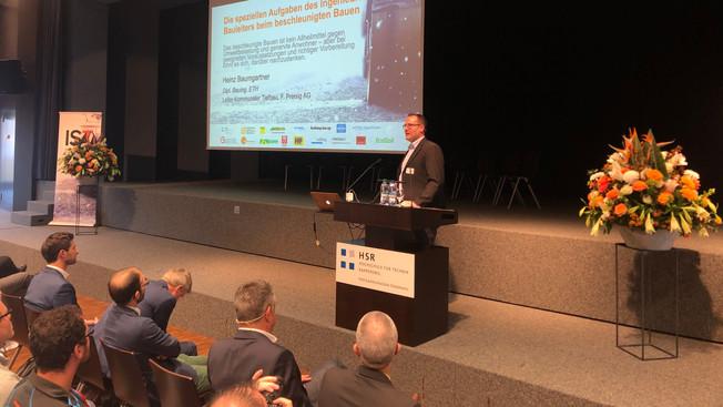 IST InfraStrukturTreff Referat Heinz Baumgartner