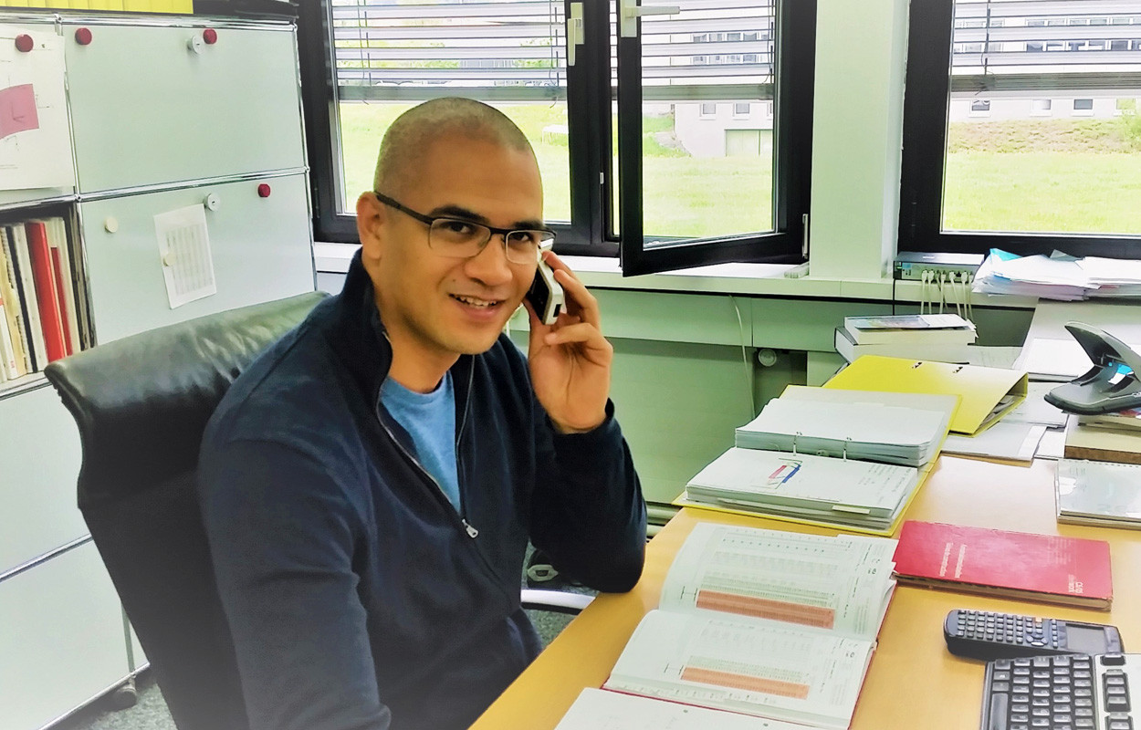 Patrick Müller, Bsc. ZFH in Bauingenieurwesen Projektleiter Stv. Geschäftsleiter