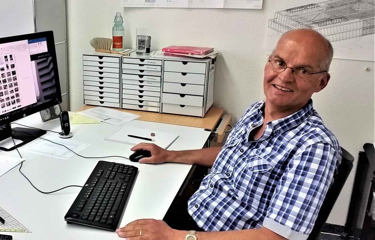 Viktor Wirth, dipl. Bauing. FH/SIA, Geschäftsführer