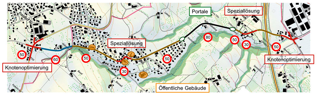 Betriebskonzept Berg SG